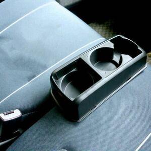 三菱 ekスポーツ対応 ベンチシート隙間 ドリンクホルダー 収納付き ブラック H82W X/R/XS/RS/ロアコンプリートRモデル等対応