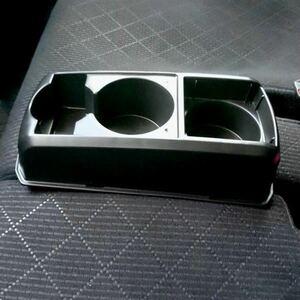 ホンダ N-ONE対応 ベンチシート隙間 ドリンクホルダー 収納付き ブラック JG1/JG2 G/L/4WD/2トーン/ツアラー/スタンダードモデル等 Nワン