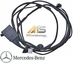 【M's】ベンツ AMG W221 Sクラス/W216 CLクラス/R230 SLクラス 純正品 PTSケーブルハーネス 正規品 221-540-1205 2215401205