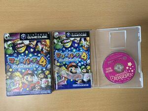 【送料無料】ゲームキューブ(GC) ソフト マリオパーティ4