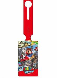 Amazon限定 スーパーマリオ オリジナルラゲッジタグ オデッセイ Nintendo Switch 任天堂 スイッチ