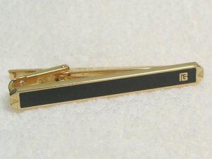 日本製 PIERRE BALMAIN ピエールバルマン ビンテージ系ネクタイピン美品☆タイバータイピン古いですがデザインの良いキレイめタイプ d203