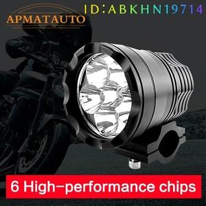 バイク ヘッドライト フォグランプ スポット かっこいい おすすめ カスタム 汎用