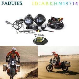 バイク ヘッドライト フォグランプ スポット かっこいい おすすめ カスタム Bmw R1200GS adv F800GS K1600 Ktm 1090 、 1190 、 1290