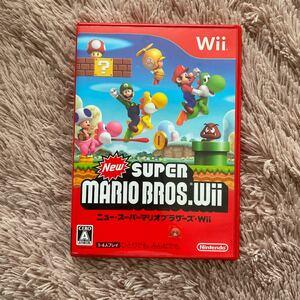 Wiiソフト New スーパーマリオブラザーズ Wii