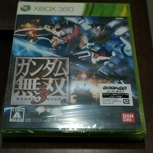 XBOX360 ガンダム無双3