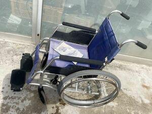 アルミ かるーい 車いす 松永 オートエアーハブ 折り畳み 自走式  車椅子  コンパクト 介護 福祉 医療