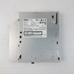 【動作未確認品】CD‐ROMドライブ CD-224E パソコン 周辺機器 ノートPC