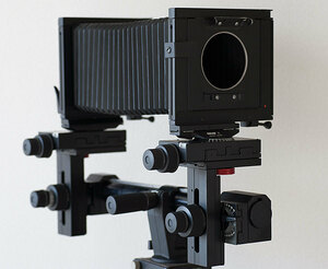 SINAR X ジナー 大判カメラ