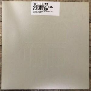 Various - The Beat Generation【UKプロモ】【Ohio Players/TemptationsIsaac Hayes/Daly-Wilson Big Band/Eddie Boサンプリング】