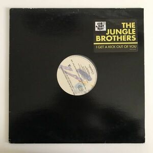 The Jungle Brothers - I Get A Kick Out Of You【US Promo】【プロモオンリー】