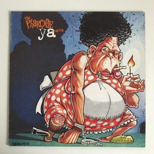 The Pharcyde - Ya Mama【UKオリジナル】【Young-Holt Unlimited-Yes We Canネタ】