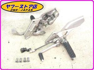☆即決あり☆ 純正 逆車 左右 メインステップ ブレーキペダル シフトペダル チェンジぺダル セット ZZR1100 D型 ZXT10D