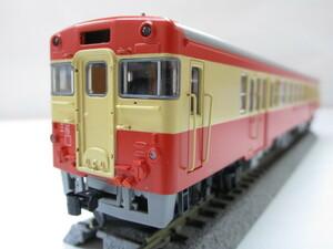 1D HO_DL トラムウェイ TW-53M 国鉄 キハ53 標準色 動力付