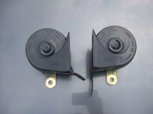 * RA16 Mini R50 original horn left right FIAMM * BMW Mini MINI RE16 R53