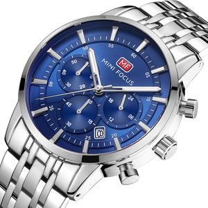 新品 新作 腕時計 メンズ腕時計 アナログ クォーツ式 クロノグラフ ビジネスウォッチ 豪華 高級 人気 ルミナス 防水★UTF43-03★