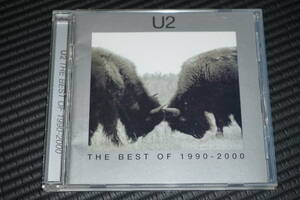 ◆U2◆ The Best Of 1990 - 2000 ベスト CD 輸入盤