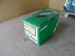 unused - Jaguar /XJS/XJ6-4.2/D double 6/ Lucas made front desk pad SET #210301