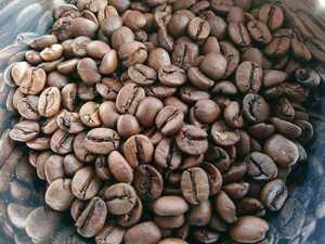 ブラジルサントスNo2 ナチュラル コーヒー豆 自家焙煎 400g シティロースト 受注後に焙煎