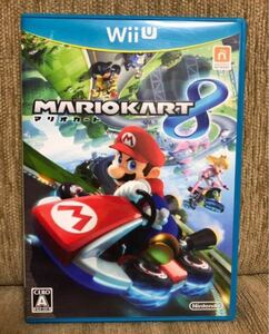 新品未使用 WiiU超人気ソフト マリオカート8 任天堂 マリオ 動作確認済 WiiUソフト おうち時間 テレワーク ステイホーム