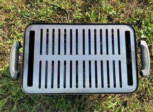 ウェーバー ゴーエニーウェアー チャコールグリル 鉄板 バーベキュー BBQ キャンプ アウトドア