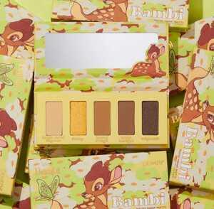 ☆Disney バンビコラボ☆アイシャドウパレット【bambi palette】★カラーポップ★colourpop★プレゼント 誕生日