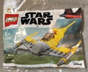 新品・未使用 即決 LEGO 30383 レゴ スター・ウォーズ ナブースターファイター 20周年記念<ミニセット>