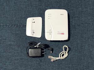 無線LANルーター NEC PA-WF300HP