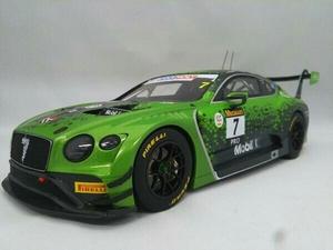 トップスピード 1/18 ベントレーコンチネンタル GT3 #7
