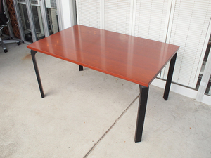 ◆tendo 天童木工 ダイニングテーブル 食卓 ビンテージ レトロ 140cm◆