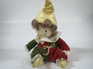 55430■昭和レトロ ファンシー人形⑦ オルゴール Musical Doll