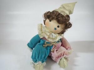 55429■昭和レトロ ファンシー人形⑥ オルゴール Musical Doll
