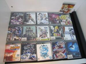 ☆彡 PlayStation3 プレイステーション3用ソフト いろいろ16本まとめてセット