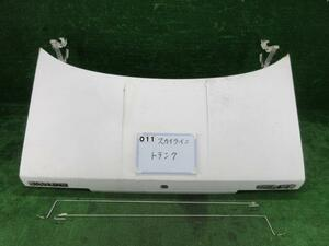 15781141 ニッサン スカイライン DR30 トランクリッド 4ドアセダン 後期 FJ20 RS ターボ 鉄仮面 旧車 1905149