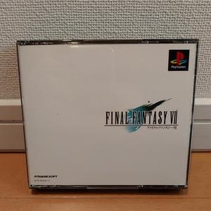 ファイナルファンタジー 7 プレイステーション FINAL FANTASY ファイナルファンタジーVII ファイナルファンタジー9