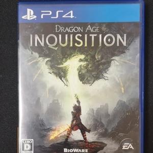 PS4  ドラゴンエイジインクイジション