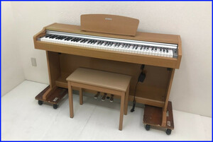 YAMAHA ヤマハ ARIUS アリウス 電子ピアノ【YDP-131C】88鍵盤 3本ペダル イス付き【引取大歓迎】