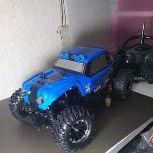 タミヤ TL-01 バギー トラギー 4WD