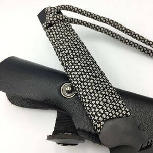 【黒い刃】 忍者刀のようなデザイン フルタング構造 狩猟刃 シースナイフ 切れ味抜群 ステンレス サバイバル キャンプ 調理 釣り
