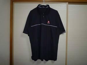 ルコック ゴルフ 半袖ポロシャツ LLサイズ