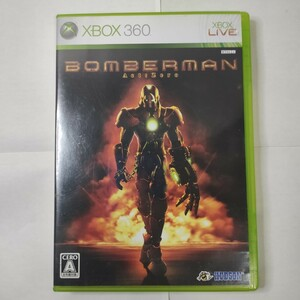 ボンバーマン act zero XBOX360