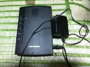 IO DATA 無線LAN ルーター WN-AC1167DGR3