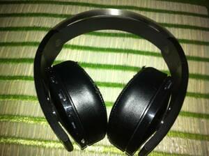SONY CUHJ-15005 プレミアムサラウンドヘッドセット ジャンク品