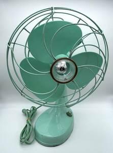 昭和レトロ アンティーク 1950年代初期 三菱 レトロ扇風機