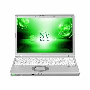 新品未使用 パナソニック Let's note CF-SV7RD7VS/12.1インチ/Core i5 8350U/SSD256GB/メモリ8GB/Win10 Pro/Office 付属/指紋・顔認証