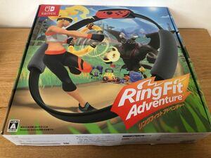 新品未開封 リングフィット アドベンチャー Nintendo Switch RingFit Adventure