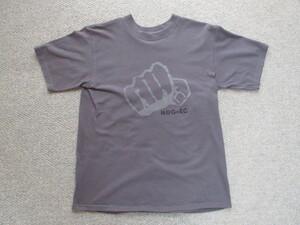 エレクトリックコテージ コラボTシャツ M GRAY 限定 2002 藤原ヒロシ レア ELECTRIC COTTAGEEC グッドイナフ fragment 送料無料