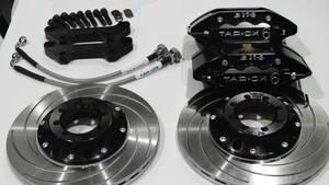 TAROX 6 pot brake KIT Rover Mini F2000 ventilated rotor 235X18 aluminium bell housing