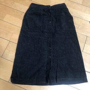 スカート ロングスカート 膝下スカート アメリカンホリック Mサイズ