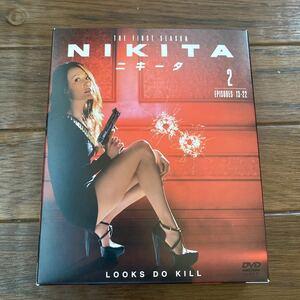 【DVD】 NIKITA/ニキータ [ファーストシーズン] セット2